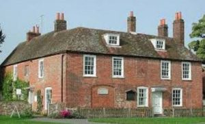 Jane Austen's house, Chawton.