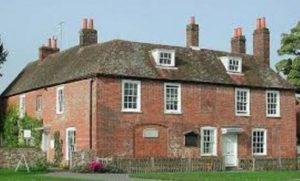 Jane Austen's house, Chawton.