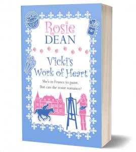 Vicki's Work of Heart by Rosie Dean